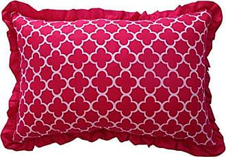 Ellery Homestyles WAVERLY Kids Reverie Decorative Pillow, 12 x 18, Pink