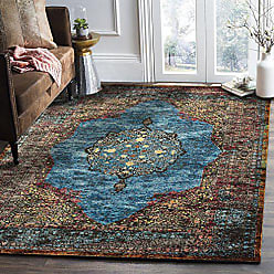 L.R. Resources Inc. LR Home GALAC81272TUM4060 Gala Collection Area Rug, 4 x 6, Turquoise Multi