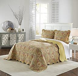 Ellery Homestyles WAVERLY Bedspread Collection, King/Cal King, Swept Away