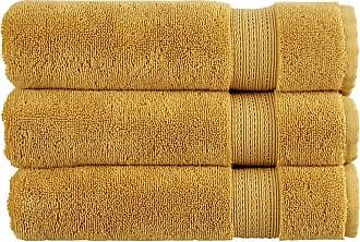 Christy Tempo Towel - Ocher - Bath Sheet