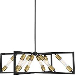 Savoy House 1-2780-8 Moritz 8 Light 36 Wide Linear Chandelier English