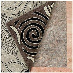 Capel Rugs Rectangle Rug Padding (Firm Grip), 8 x 11