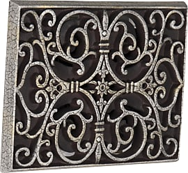 Craftmade Teiber Chimes - Traditional - Carved Recessed - Renaissance Crackle