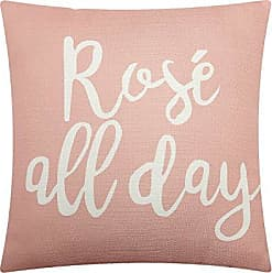 Idea Nuova Pop Shop Rose All Day Throw Pillow, Blush