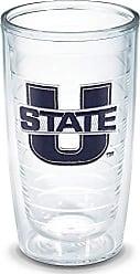 Trevis Tervis Utah State University Emblem Individual Tumbler, 16 oz, Clear