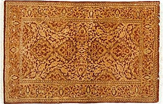 Solo Rugs Mogul Hand Knotted Area Rug 2 7 x 3 10 Red