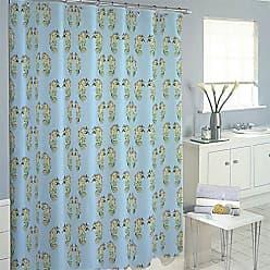Betsy Drake SH388 Betsys Sea Horse Shower Curtain