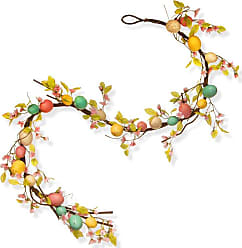 National Tree Company 72 in. Easter Egg Garland - RAE-15532G6