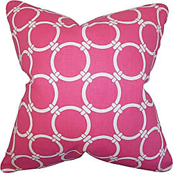 The Pillow Collection Fflur Floral Bedding Sham Aqua Green King//20 x 36