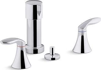 Kohler Coralais K15286-4RA-CP Vertical Spray Bidet Faucet - K15286-4RA-CP
