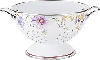 Villeroy & Boch 1360147010 Mariefleur Kitchen Colander, Floral