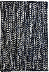 Capel Rugs 0301RS11041404475 Team Spirit Area Rug 11 4 x 14 4 Navy Gold