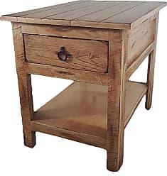 American Heartland Rustic End Table - 30313RSW