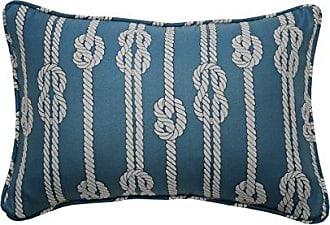 Ellery Homestyles WAVERLY Kids Set Sail Oblong Decorative Accessory Pillow, 12 x 18, Multicolor