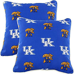 College Covers Duke Blue Devils Outdoor Decorative Pillow Pair 16 x 16 Pillows, 2
