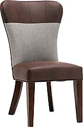 Boraam 84818 Bolton Dining Chair, Maroon