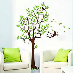 Zoo Adesivo Decorativo Árvore Para Fotos Genealógica