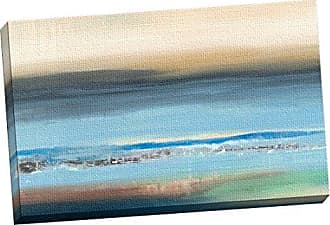 Portfolio Canvas Decor Portfolio Canvas Decor High Tide by Sokol-Hohne Large Canvas Wall Art, 24 x 36