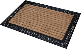 First Impression Double Door Outdoor Doormat - A1HOME200086