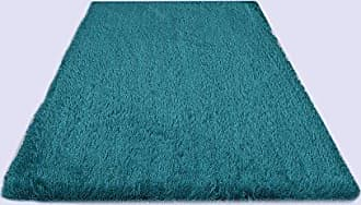 Noble House MIL380757 Milan Area Rug, 5 x 7-Feet, Turquoise