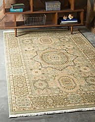 Unique Loom 3137646 Area Rug, 2 x 3, Light Green
