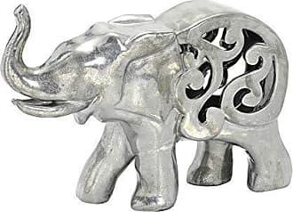 Espressione Elefante de Cerâmica com Detalhe 26cm Espressione