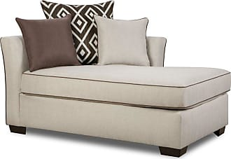 United Furniture Simmons Upholstery Stewart Chaise - 4202-08 STEWART LINEN