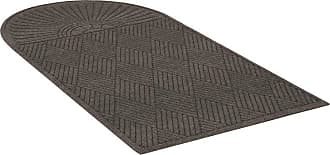 Guardian Floor Protection EcoGuard Diamond Fan and Rectangle Indoor Door Mat, Size: 3 x 6 ft. - EGDSF030604