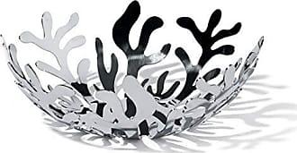 Alessi Mediterraneo 8-1/4-Inch Fruit Holder, Stainless Steel