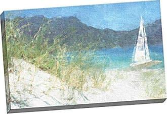 Portfolio Canvas Decor Portfolio Canvas Decor Yacht Waiting by Noah Bay Large Canvas Wall Art, 24 x 36