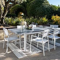 Mobiliers De Jardin en Blanc - 126 produits - Soldes : jusqu\'\'à −46 ...