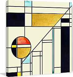 Marmont Hill Newtons Laws I Painting on Wrapped Canvas - MH-KERTOL-64-C-18