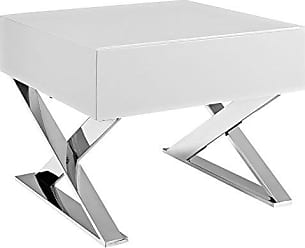 ModWay Modway Sector Nightstand, White, Twin