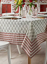 Simons Maison Palace of Winds woven cotton tablecloth