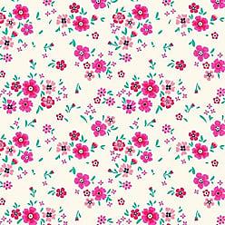 Lar Adesivos Papel de Parede Infantil Floral Adesivo Flores Menina N4199