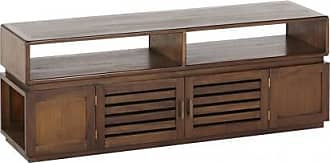 vente unique ch tv mobel holz massiv talang ii