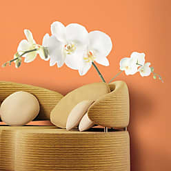 RoomMates White Orchid Peel and Stick Wall Decals - RMK1315GM