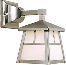 Vaxcel Mission OW14663/37263 Outdoor Wall Sconce - OW37263BBZ