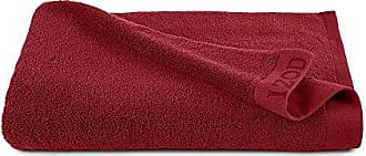 Westpoint Home CLASSIC EGYPTIAN COTTON BODY SHEET BY IZOD - Premium, Soft, Absorbent - Sport, Home - Machine Washable - Pompei Red