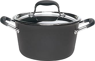 Gray 84478 Breville Thermal Pro Hard-Anodized Nonstick 2-Quart Covered Saucepan