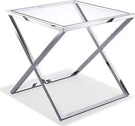 Whiteline Ricci End Table - ST1387