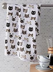 Danica Studio Tiny kitten tea towel
