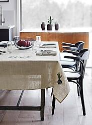Simons Maison Embroidered cactus tablecloth