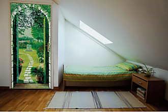 Ideal Decor Vista Dal Porticato Wall Mural - DM511