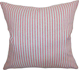 The Pillow Collection Grady Floral Bedding Sham Pink King//20 x 36