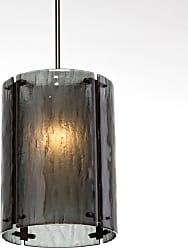 Hammerton Studio LAB0044-16-SG-001-E2 Textured Glass 16 Wide Full