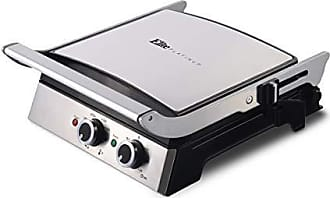 Elite EGL-139 Electric Grill/Griddle, One size, Stainless Steel