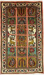 Nain Trading Oriental Sarouk Rug 310x24 Dark Grey/Brown (Wool, Iran/Persia, Hand-Knotted)