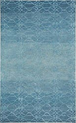Capel Rugs Kevin OBrien Gave Rectangle Hand Tufted Area Rug, 3 x 5, Ocean Blue