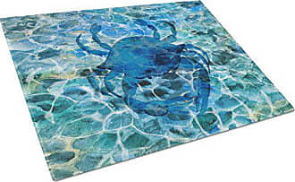 Carolines Treasures BB7433LCB Blue Unicorn Watercolor Chopping Board Large Multicolor